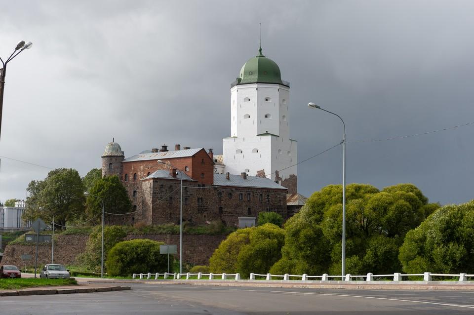 Башню Выборгского замка в Ленобласти откроют после реставрации не раньше 2023 года