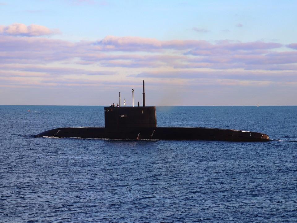 Подводная лодка Б-271 «Колпино». Фото: kchf.ru