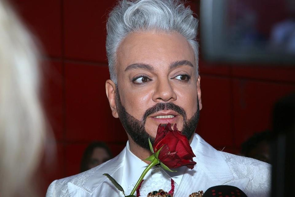 По словам Киркорова, новые образы в его юбилейном шоу будут от бренда Dolce&Gabbana.