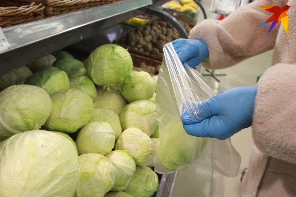 На 0,9% выросла стоимость белокочанной капусты.