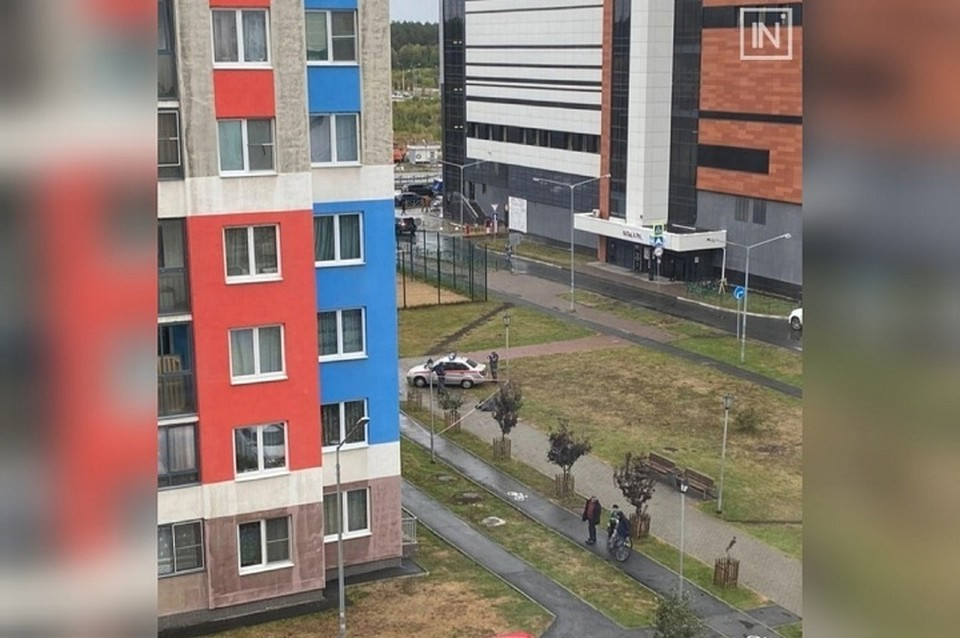 "Фото: паблик Вконтакте ""Инцидент. Екатеринбург"""