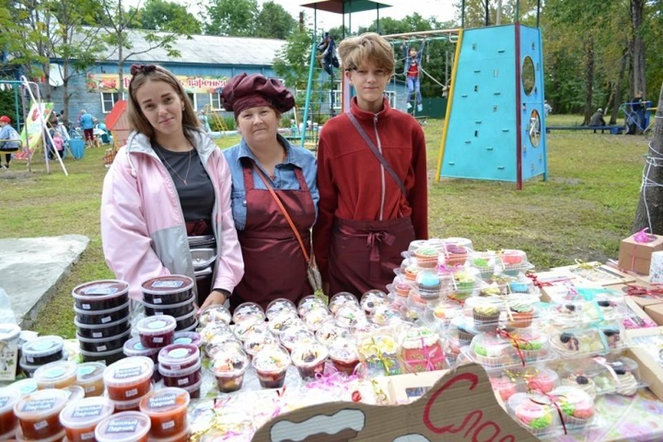Десятый фестиваль варенья вновь пройдет в поселке Дормидонтовка. Фото: администрация Вяземского района.