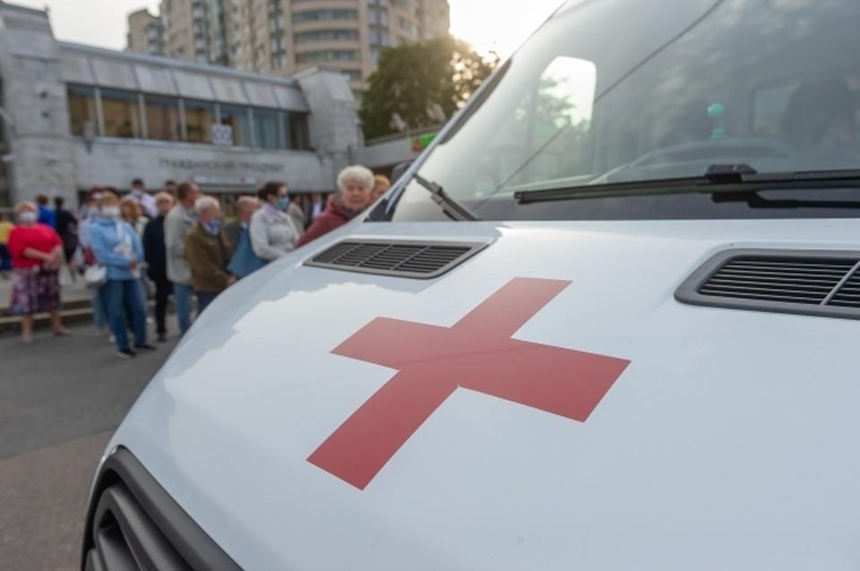 Мобильные пункты вакцинации от COVID-19 работают в городе с конца июня.