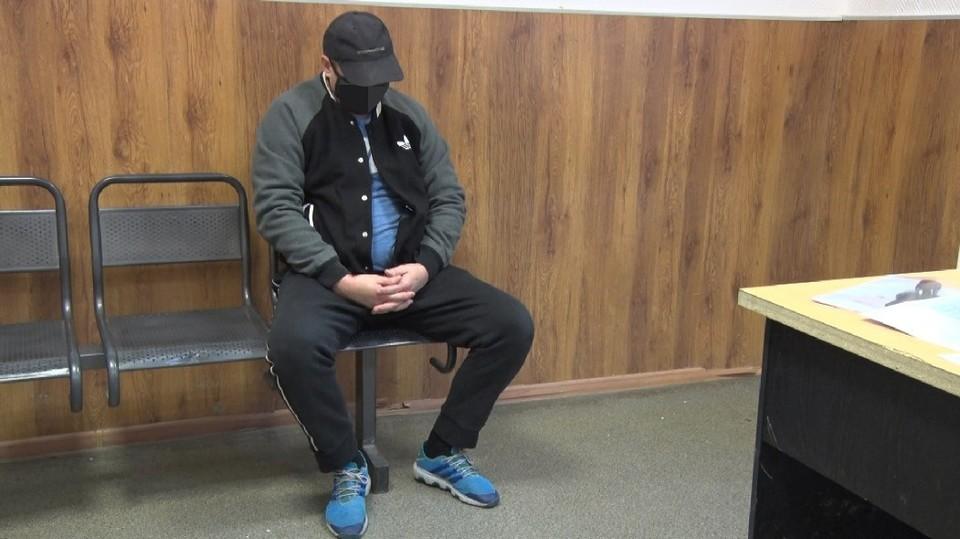 В Тюмени задержали неадекватного водителя на «Бентли».