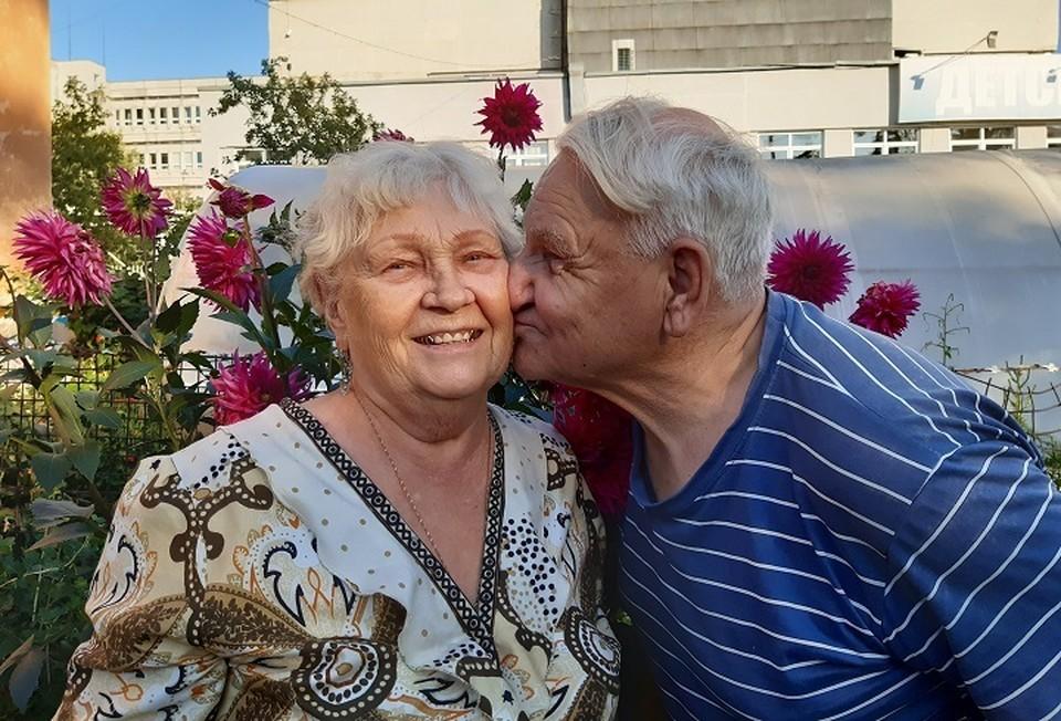 Гурьян и Валентина сразу влюбились друг в друга