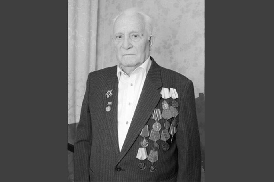 Георгий Степанович Мосин.
