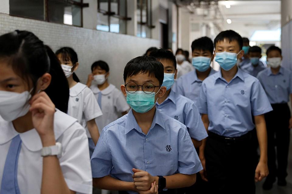 В этом году Пекин проводит масштабную реформу системы школьного образования
