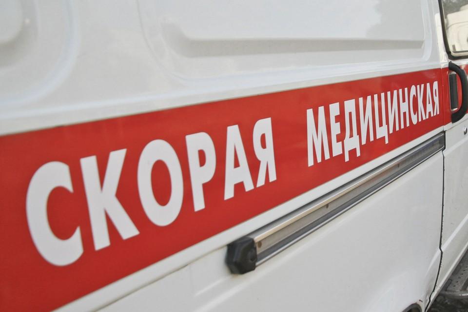 Пострадавших доставили в больницу