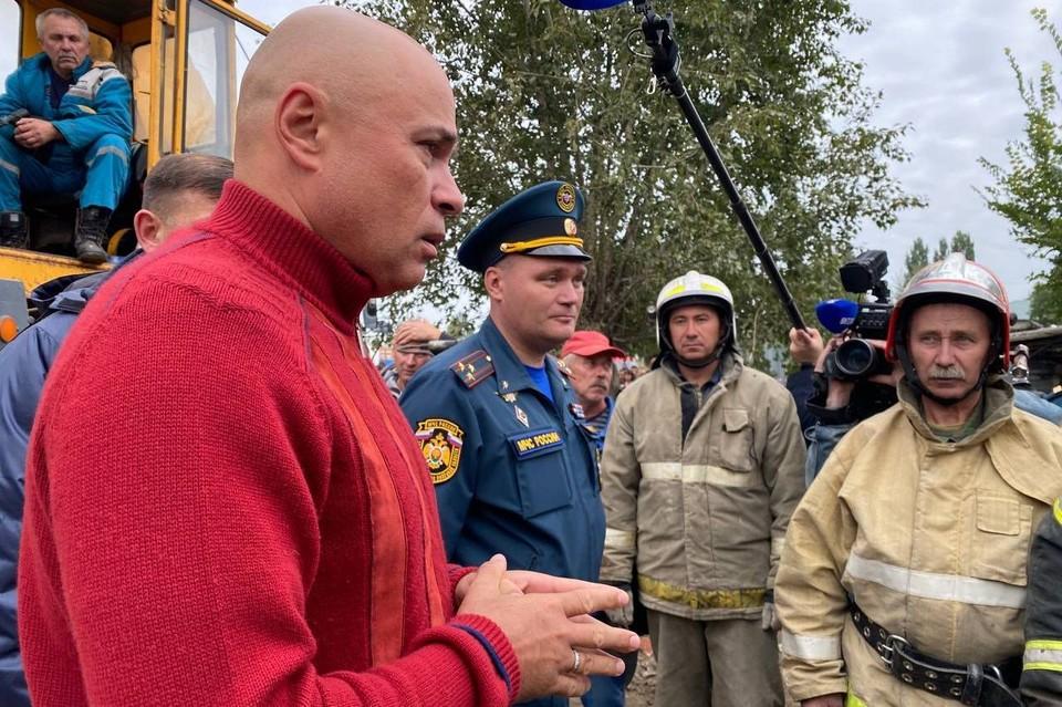 Жильцам разрушенного взрывом дома дадут новые квартиры