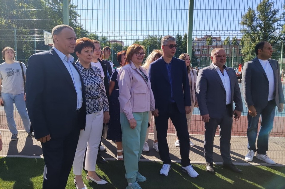101 школьный спортивный клуб объединяет более 20 тысяч юных ростовчан. Фото: КАКАСЬЕВА Александра