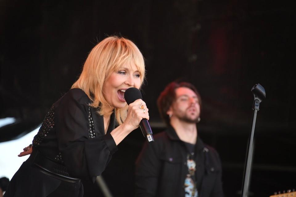 Ольга Кормухина на сцене почти 40 лет.