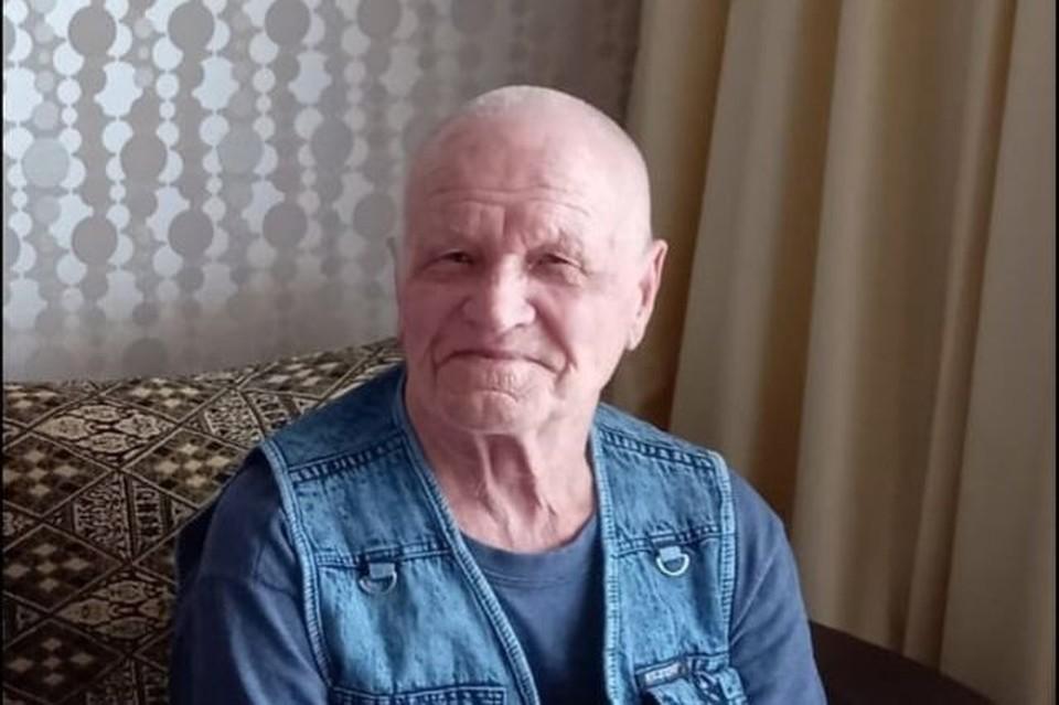 Мужчине 87 лет. Фото: поисково-спасательный отряд «ЛизаАлерт»