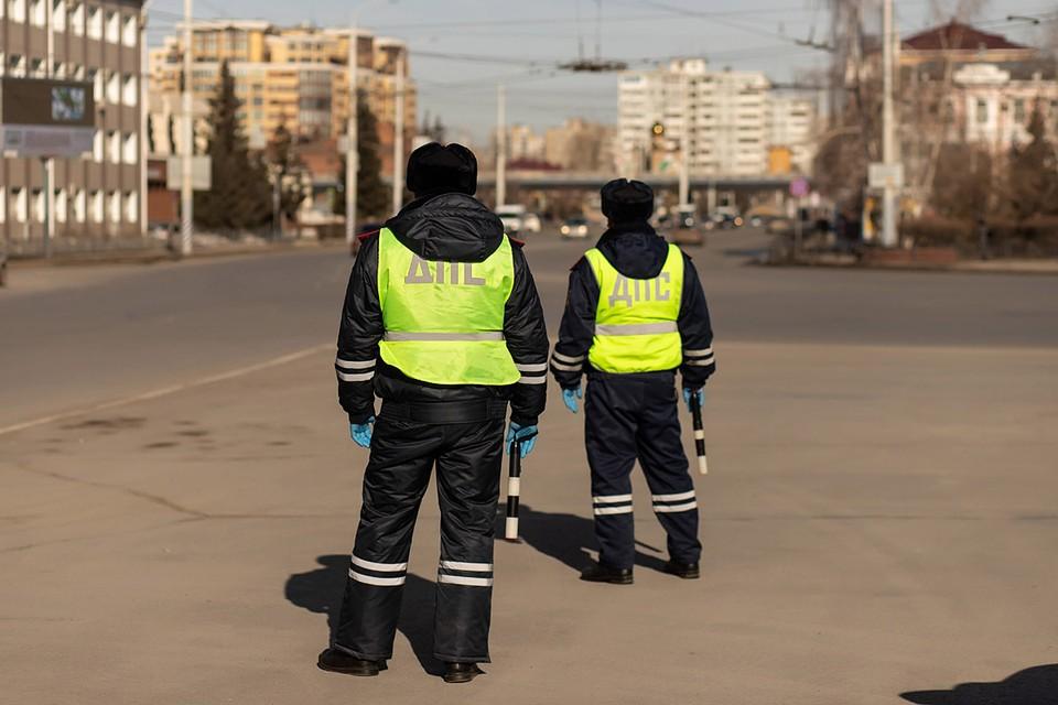 В причинах аварии разбираются инспекторы ГИБДД.