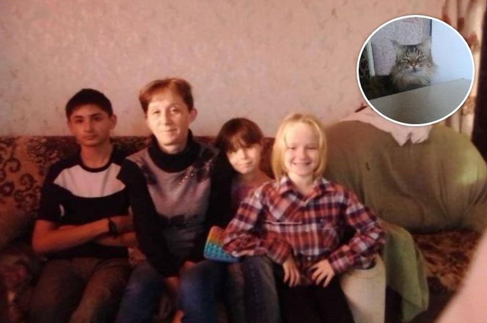 Семья Корняковых. Фото предоставлено Екатериной Корняковой