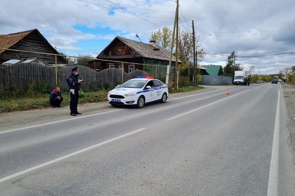 Мужчина выпил на работе и сел за руль Фото: УГИБДД по Свердловской области