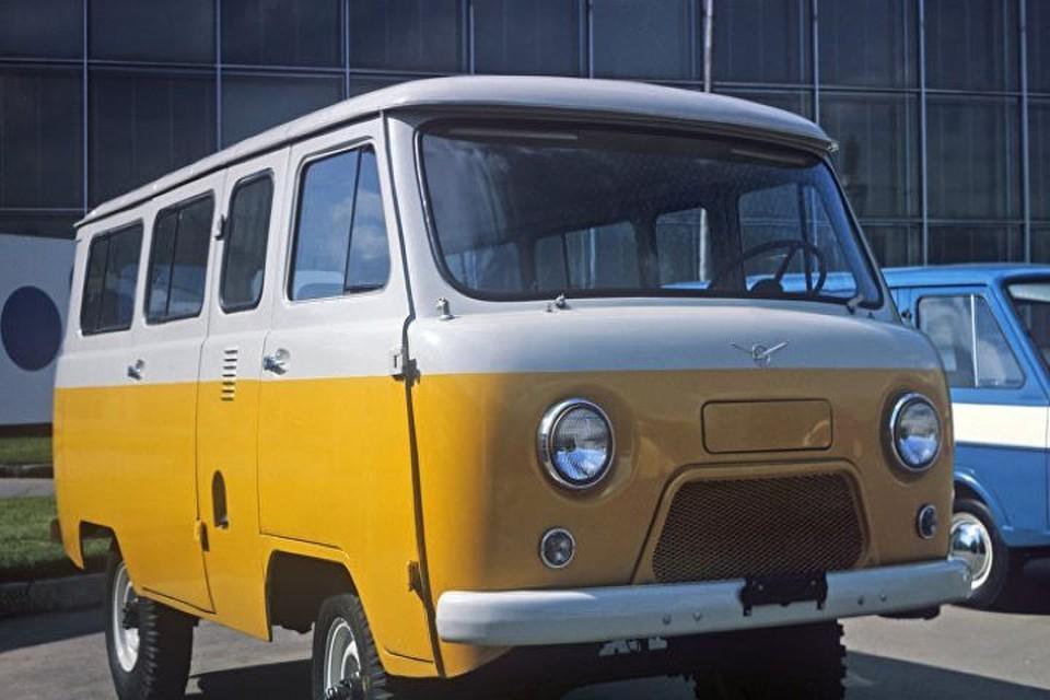 В Японии «Буханку» от УАЗ признали уникальным автомобилем Фото: РИА Новости