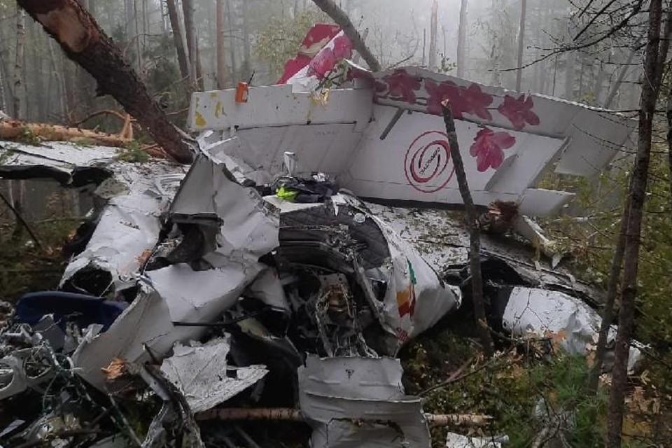 Эксперт рассказал о возможных причинах жесткой посадки самолета L-410 в Иркутской области. Фото: Восточно-Сибирская транспортная прокуратура