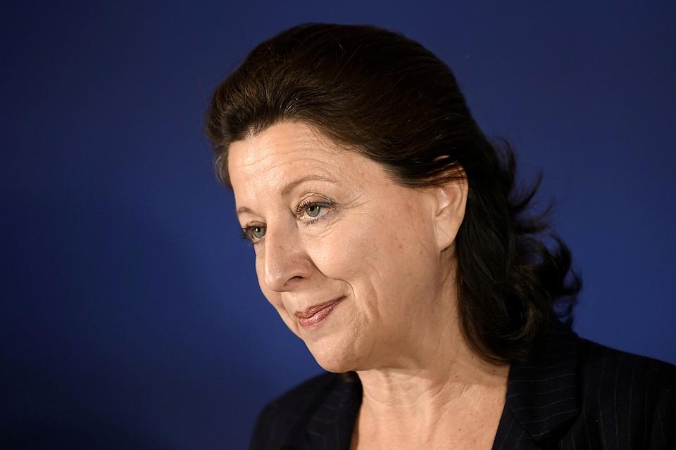 Бузин была министром здравоохранения Франции с 2017 по 2020 годы