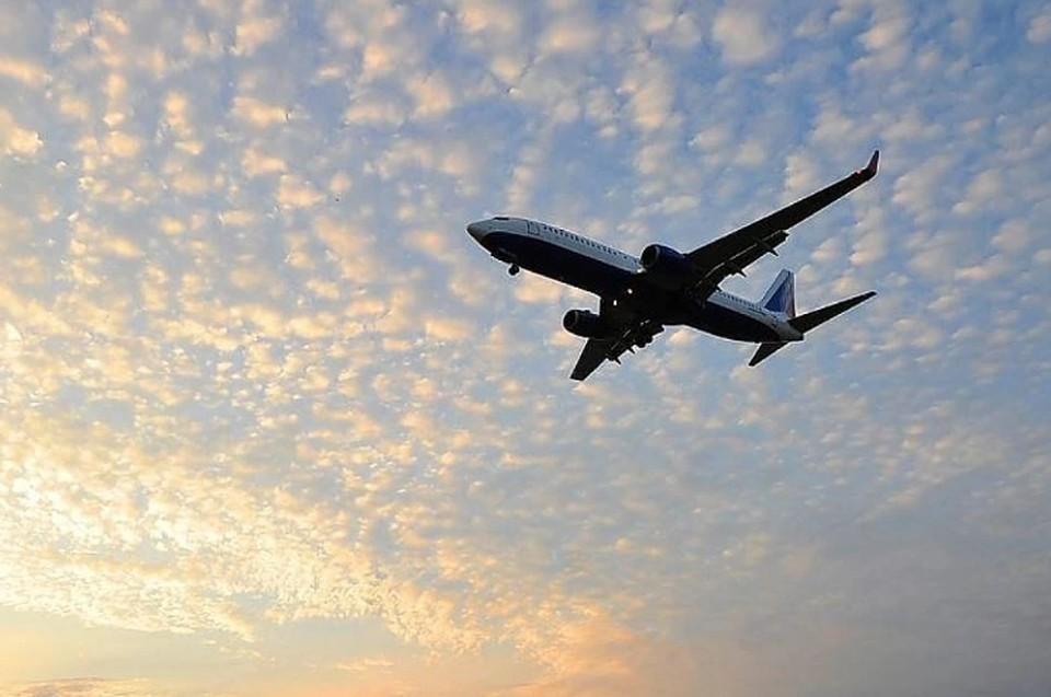 Самолет выполнял рейс из Краснодара в Пермь.