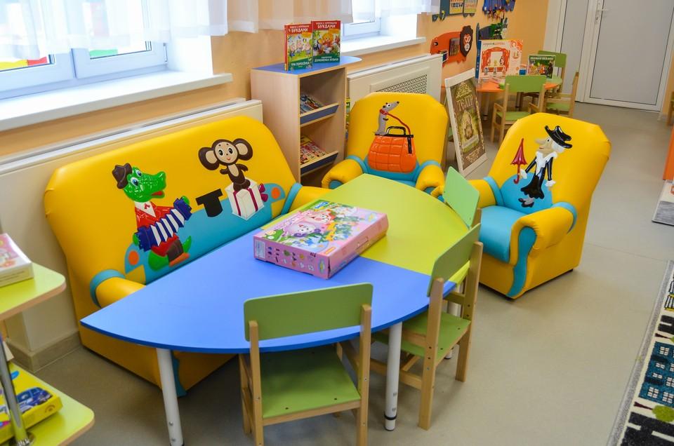 Первыми отопление получили детские сады Челябинска