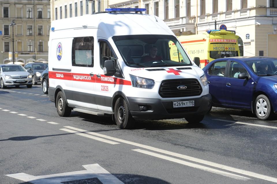 Труп новорожденного младенца обнаружили в Петербурге