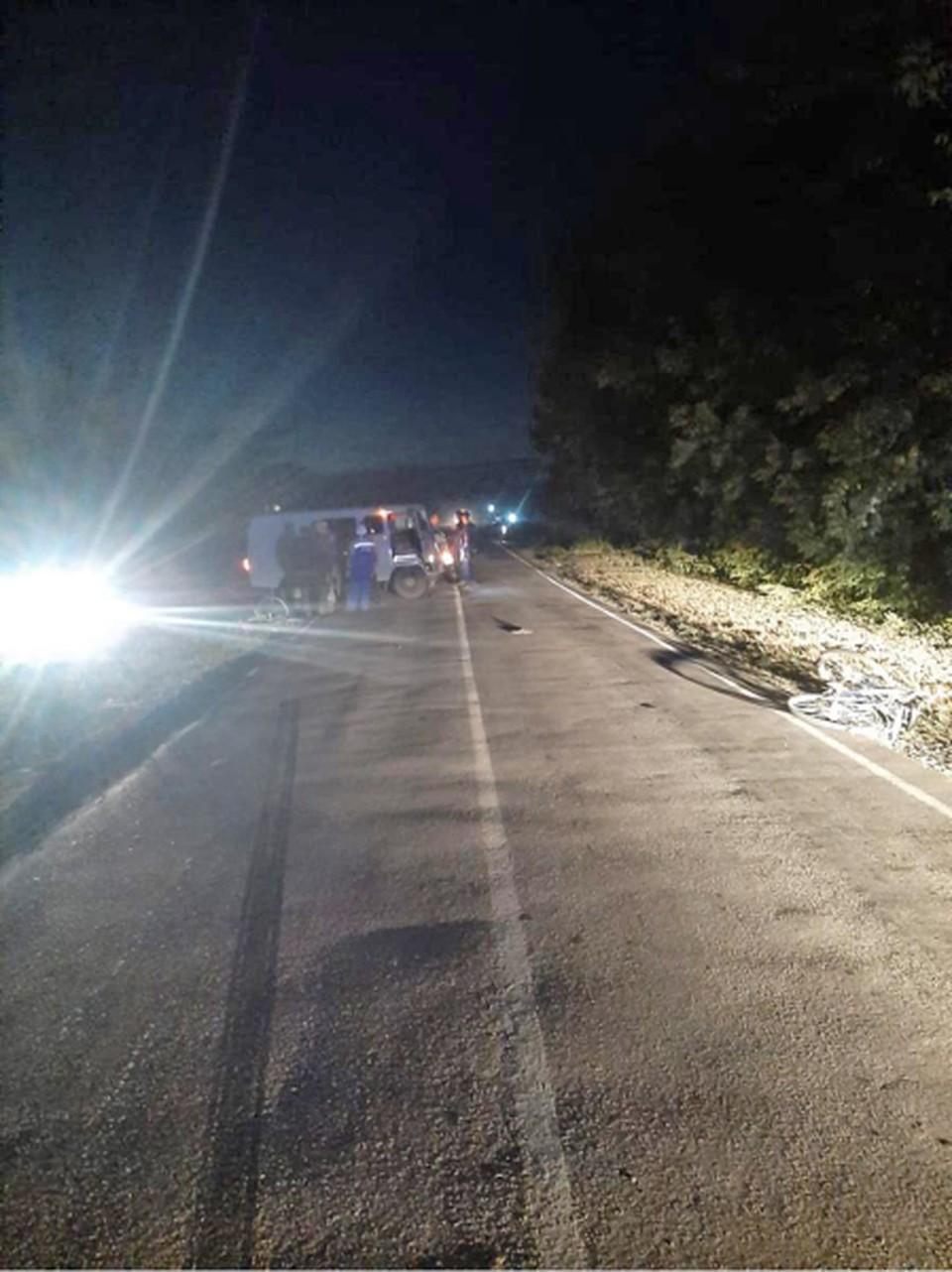 Авария произошла в Мордовском районе