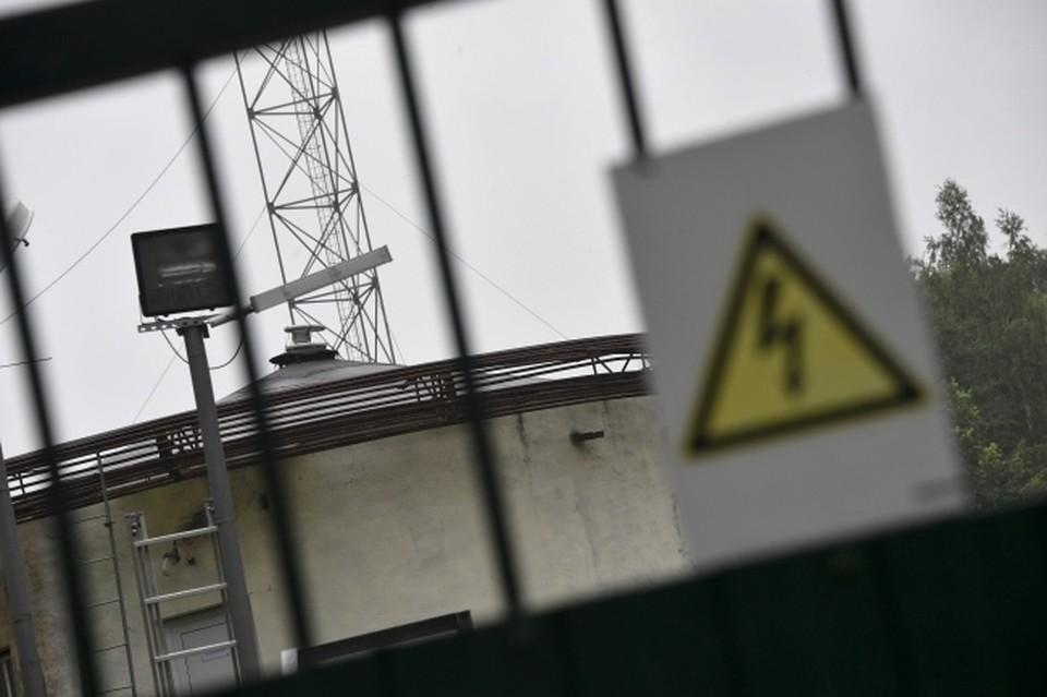 На горе Митридат в Керчи частично пропало электричество