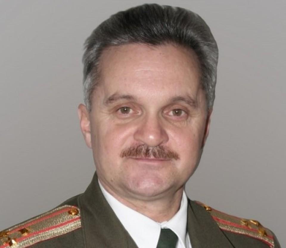Александр Одиночников.