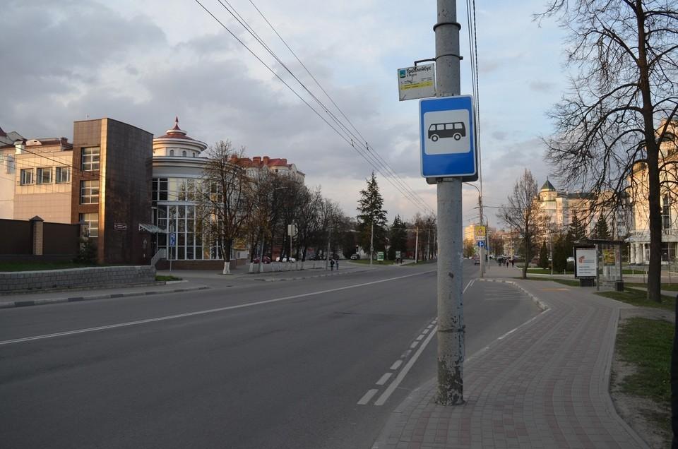Улицу Горького отремонтируют в 2022 году