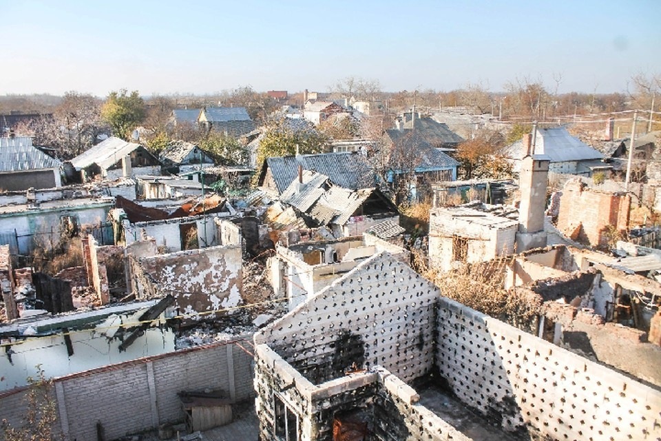 ЛНР и ДНР остаются непризнанными официально территориями