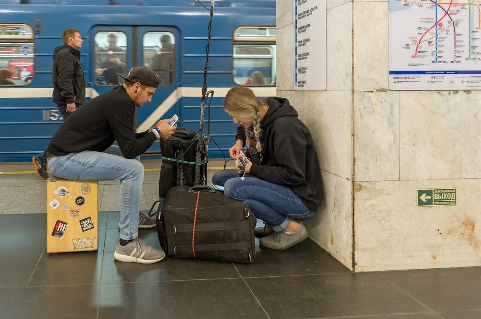 Смольный планирует внести ряд изменений в правила пользования петербургским метрополитеном.