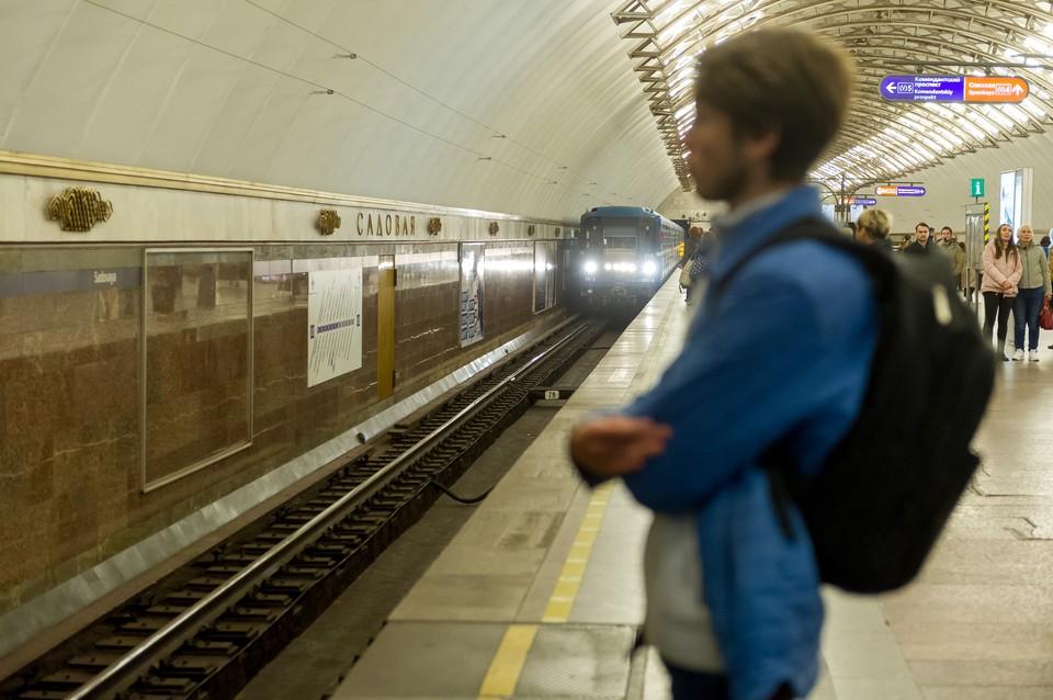 В метро Петербурга введут новые запреты.