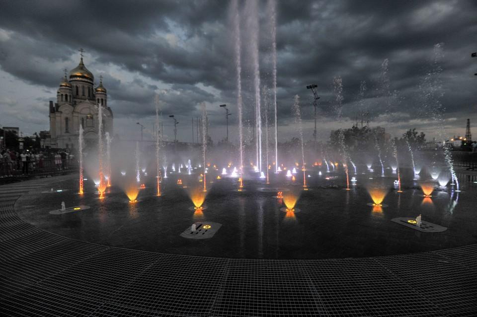 Глава города пояснил, повлияли ли повреждения на работу фонтана
