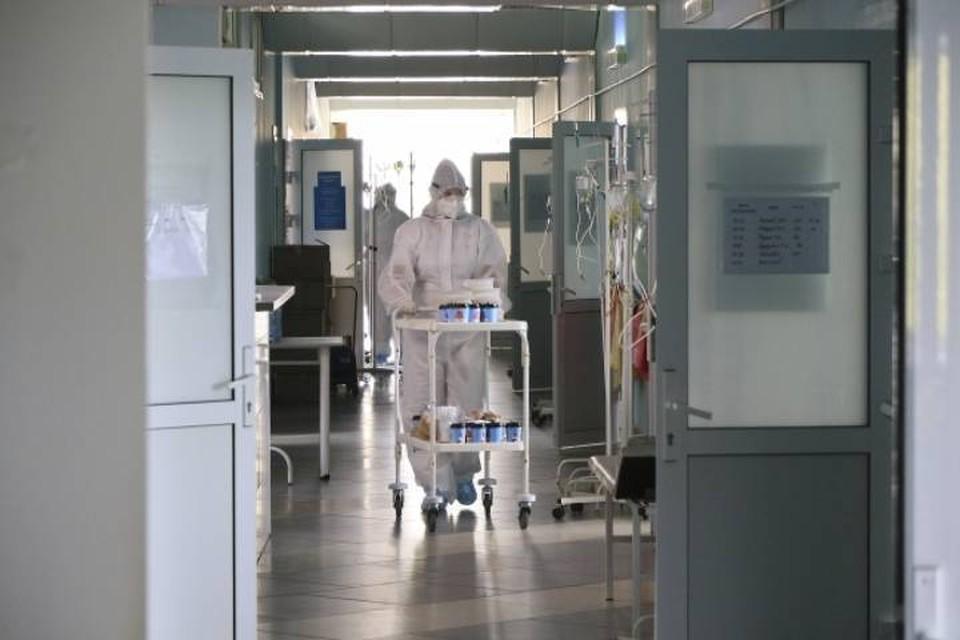В отделении реанимации кировские врачи спасают 138 жителей области