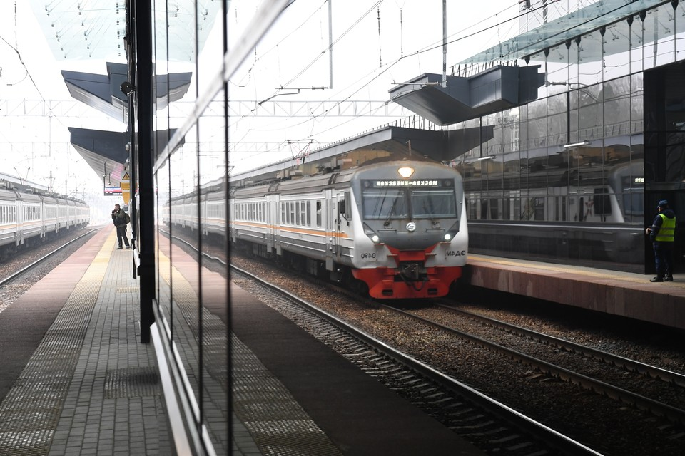 Группа вагонов беспересадочного сообщения «Белгород – Симферополь» войдет в состав поезда № 374/373 «Смоленск – Симферополь».