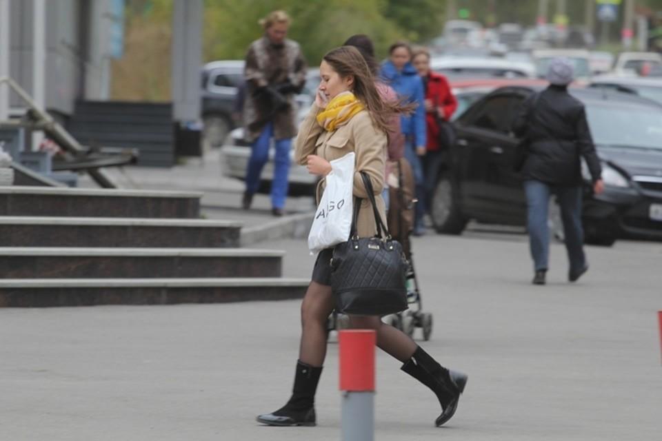 Погода в Иркутске: 15 сентября в городе ветрено