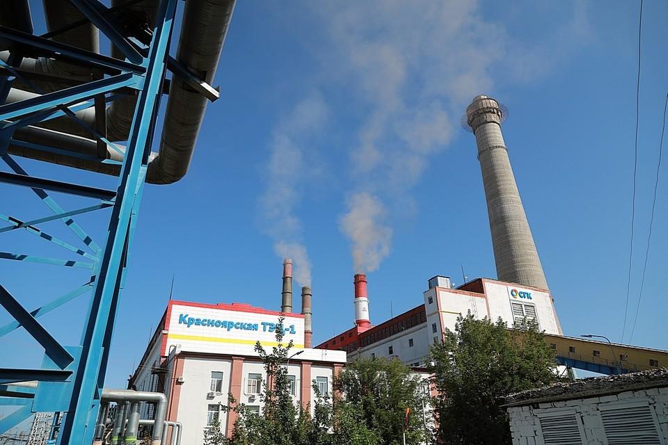Отопительный сезон стартовал на половине территории Красноярского края