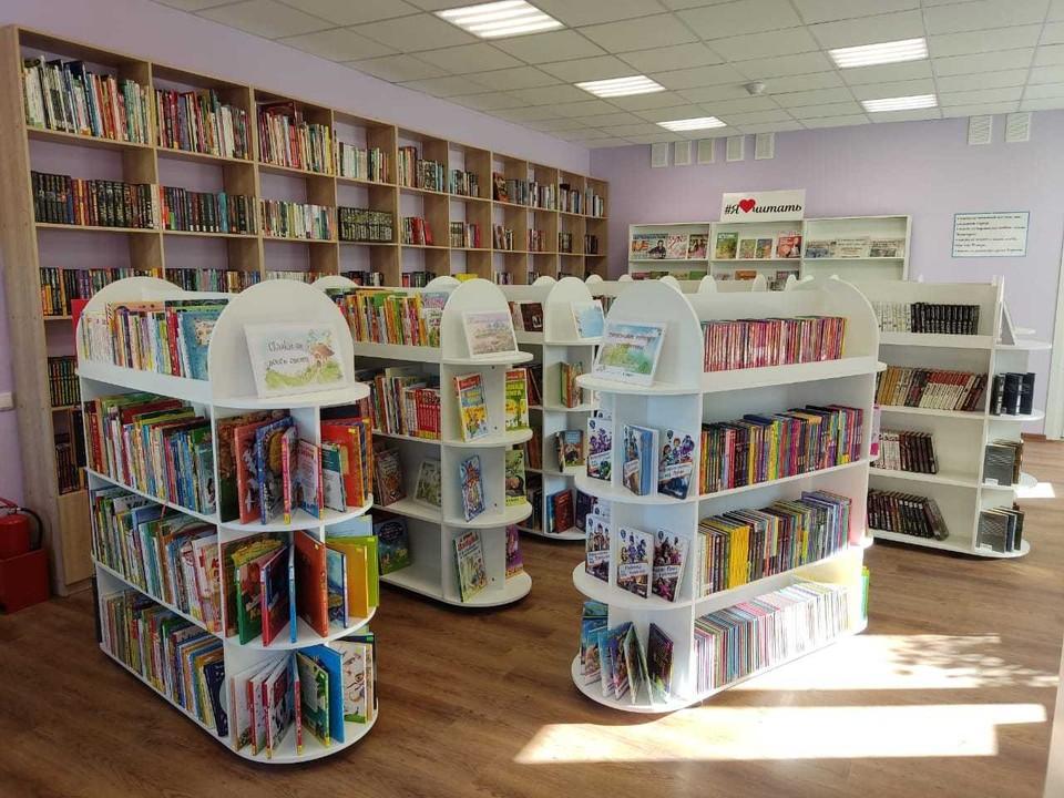 Книговыдача в библиотеке теперь будет проходить на основе RFID-технологии Фото: Правительство Амурской области