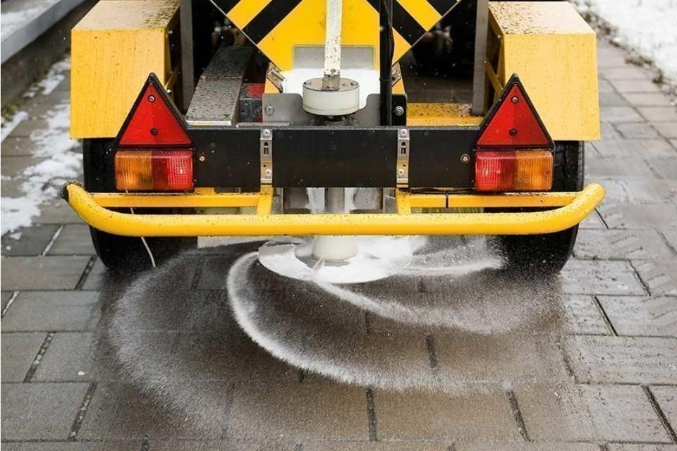 Мэр Вильнюса предложил отказаться от белорусской дорожной соли. Фото: Auto.ru