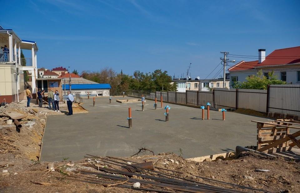 Еще один важный медицинский инфраструктурный объект будет реализован до конца года. Фото: sev.gov.ru