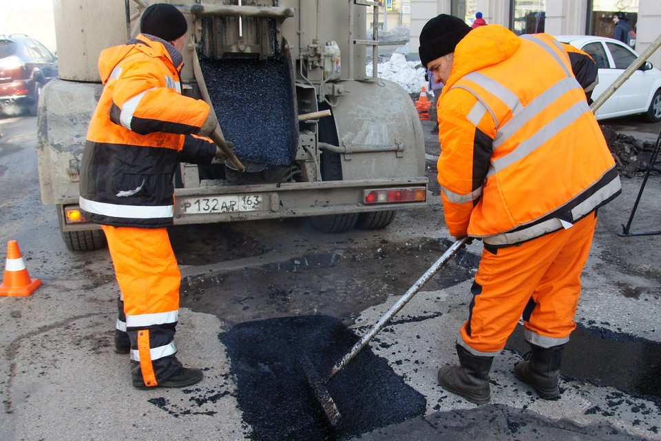 По просьбе местных жителей проведут ремонт дорог на Физкультурной, Силина и Солнечной