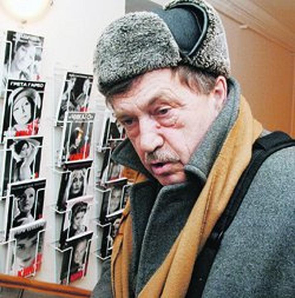 Василий Аксенов - наш герой.