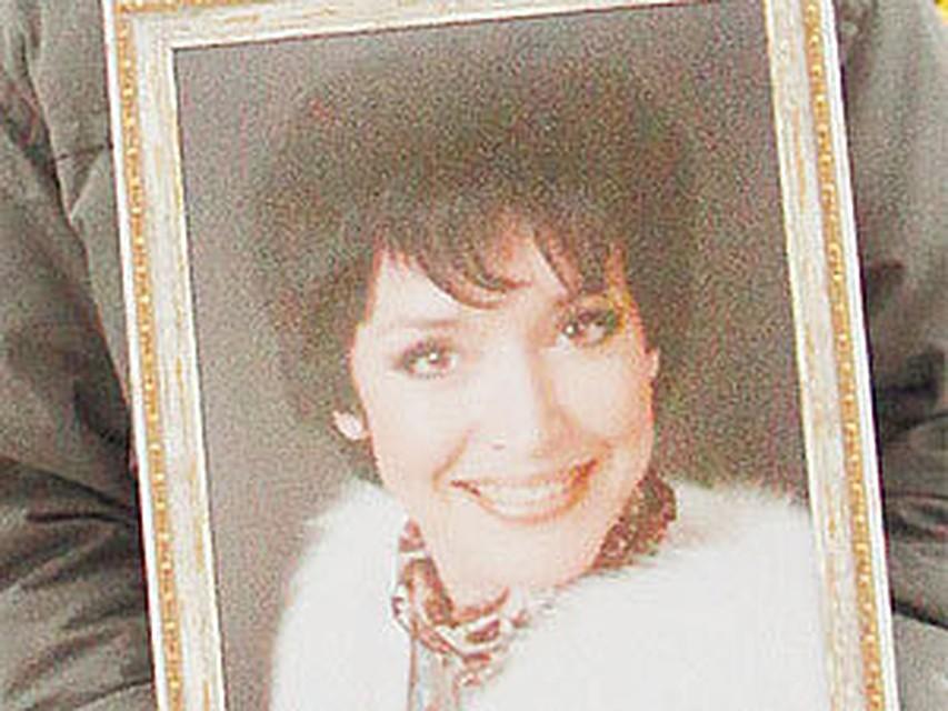 Красота на фоне 90‑х. Десять лет без Анны Самохиной | 640x853