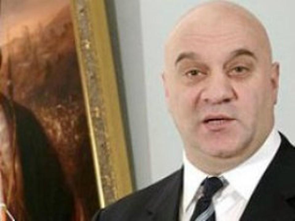 Александру Ебралидзе гражданство не дали