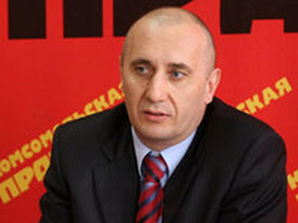 Анатолий Викторович Молодчик, ректор ЮУИУиЭ, доктор исторических наук, профессор.