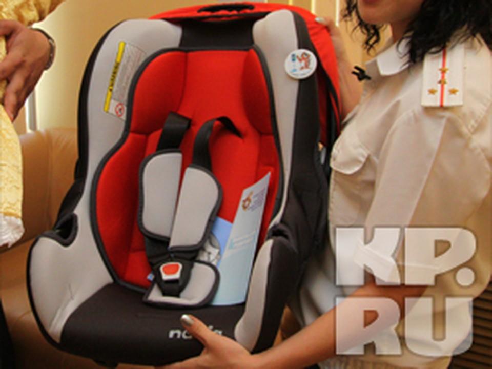 С начала этого года в Казани из-за ДТП пострадало уже 63 ребенка