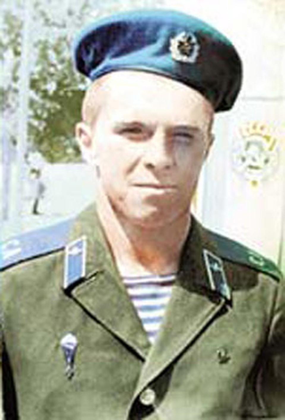 Анатолий Мареев