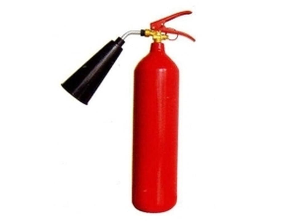 Аномальная жара может привести к взрывам огнетушителей