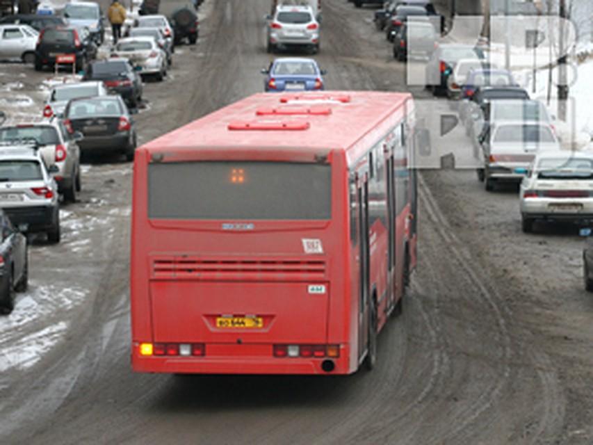 Секс в автобусам
