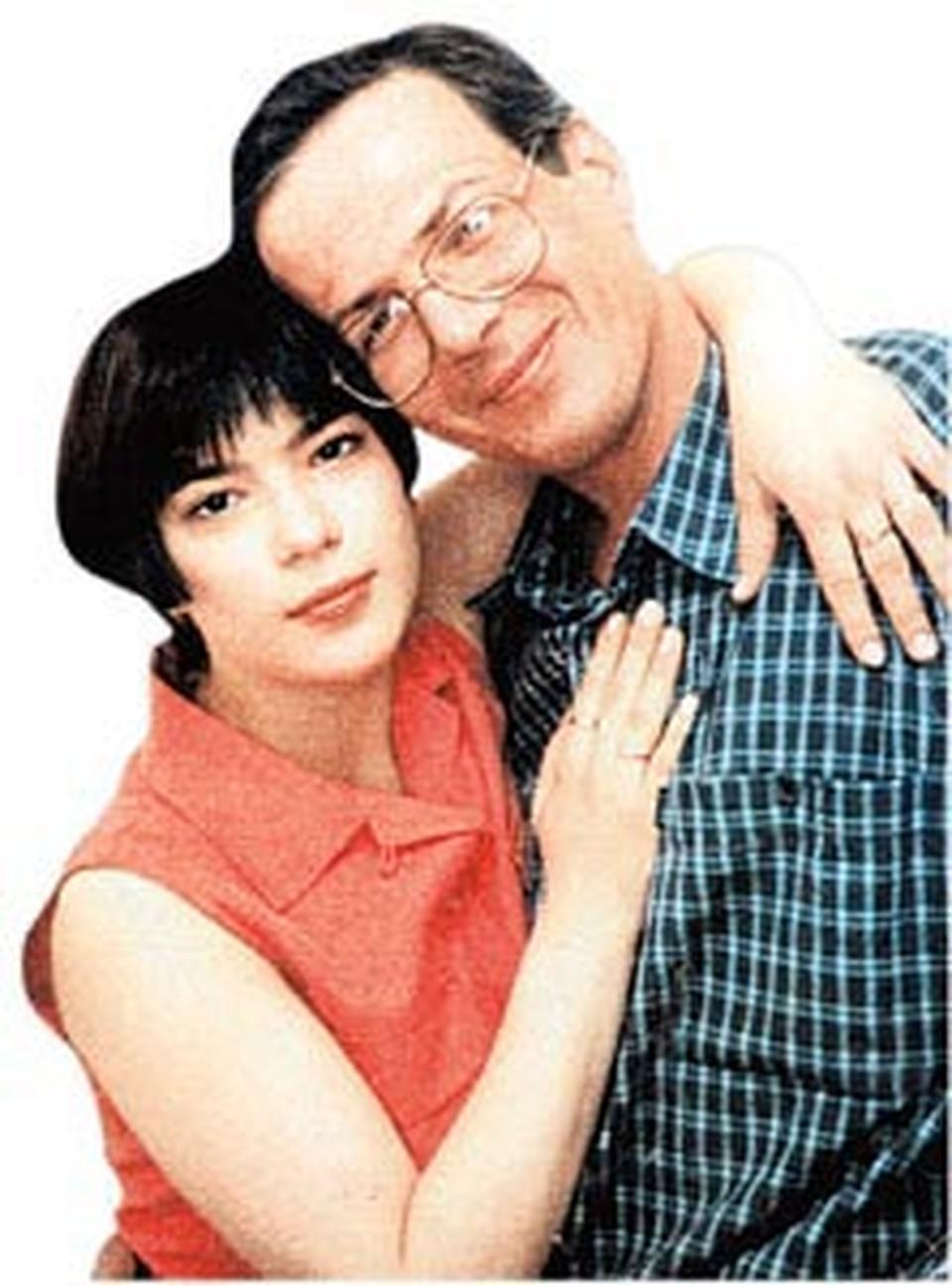 Алексей и Сабина несколько лет создавали образ идеальной пары.